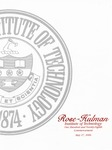 2006 Rose-Hulman Institute of Technology : One-Hundred and Twenty-Eighth Commencement by Rose-Hulman