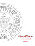 2011 Rose-Hulman Institute of Technology : One-Hundred and Thirty-Third Commencement