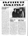 Volume 3, Issue 23 - April 19, 1968