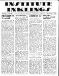Volume 4, Issue 5 - November 1, 1968