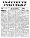 Volume 5, Issue 10 - December 12, 1969