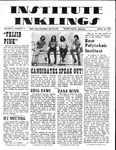 Volume 5, Issue 19 - April 24, 1970