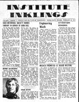 Volume 6, Issue 16 - February 25, 1971