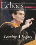 Volume 2012 - Issue 3 - Summer, 2012 by Echoes Staff