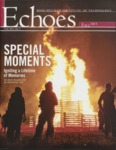 Volume 2015 - Issue 3 - Fall, 2015 by Echoes Staff
