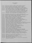 1987 - 1988 Rose News Releases Index