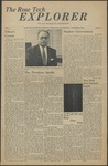 The Rose Tech Explorer - October 9, 1959