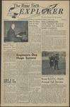 The Rose Tech Explorer - November 11, 1960