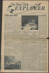 The Rose Tech Explorer - October 27, 1961