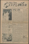 The Rose Tech Explorer - January 19, 1962