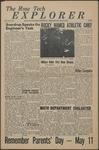 The Rose Tech Explorer - May 3, 1963