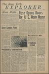 The Rose Tech Explorer - October 25, 1963 by The Rose Tech Explorer Staff