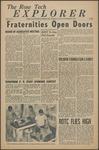 The Rose Tech Explorer - November 8, 1963 by The Rose Tech Explorer Staff