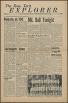 The Rose Tech Explorer - November 22, 1963 by The Rose Tech Explorer Staff