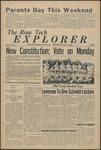 The Rose Tech Explorer - May 15, 1964