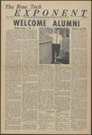 The Rose Tech Explorer - October 30, 1964 by The Rose Tech Explorer Staff