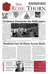 Volume 50 - Issue 02 - Friday, September 19, 2014