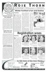 Volume 43 - Issue 14 - Friday, January 18, 2008