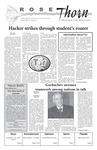 Volume 41 - Issue 09 - Friday, November 4, 2005
