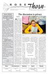Volume 40 - Issue 11 - Friday, December 10, 2004
