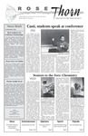 Volume 40 - Issue 21 - Friday, March 25, 2005
