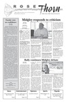 Volume 40 - Issue 26 - Friday, May 6, 2005