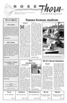 Volume 39 - Issue 20 - Friday, March 26, 2004