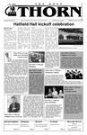 Volume 38 - Issue 15 - Friday, January 31, 2003