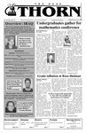 Volume 38 - Issue 19 - Friday, March 21, 2003