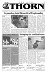 Volume 38 - Issue 20 - Friday, March 28, 2003