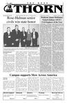 Volume 38 - Issue 23 - Thursday, April 17, 2003