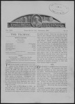 Volume 13- Issue 3- December, 1903