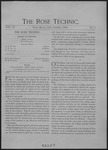 Volume 4- Issue 1- October, 1894