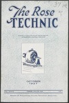Volume 37 - Issue 1 - October, 1927