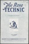 Volume 37 - Issue 1 - October, 1927