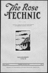 Volume 36 - Issue 2 - November, 1926