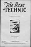 Volume 36 - Issue 2 - November, 1926