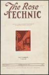 Volume 36 - Issue 1 - October, 1926