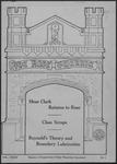 Volume 33 - Issue 1 - October, 1923