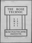 Volume 32 - Issue 3 - December, 1922