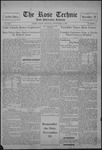 Volume 30 - Issue 3 - Wednesday, November 3, 1920