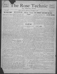 Volume 29 - Issue 1 - Wednesday, October 8, 1919