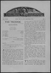 Volume 23 - Issue 3 - December, 1913