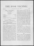 Volume 9 - Issue 8 - May, 1900
