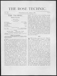Volume 9 - Issue 6 - March, 1900