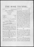 Volume 9 - Issue 2 - November, 1899
