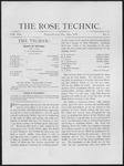 Volume 8 - Issue 8 - May, 1899
