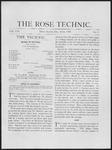 Volume 8 - Issue 7 - April, 1899