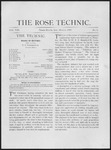 Volume 8 - Issue 6 - March, 1899