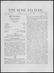 Volume 8 - Issue 4 - January, 1899